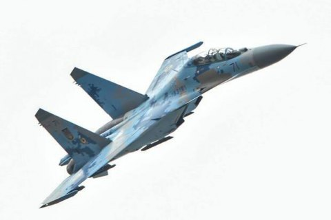 Командование ВКС России приостановило полеты Су-27 после крушения истребителя
