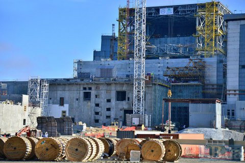 Украина может получить $250 млн настроительство хранилища ядерных отходов
