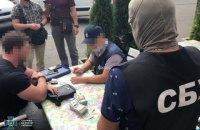 В Киеве задержали чиновника ГСЧС при получении $70 тысяч взятки за заключение противопожарного состояния без проверки