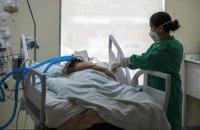В Україні добовий рекорд захворюваності і смертності від ковіду з початку пандемії