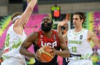 США и Литва вышли в полуфинал ЧМ