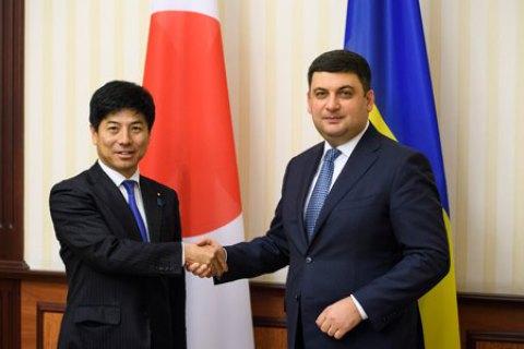 Япония откроет в Украине офис правительственного агентства международного сотрудничества
