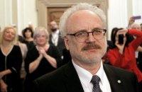 Президент Латвії закликав створювати групи підтримки Кримської платформи в парламентах