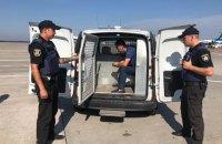 Полиция экстрадировала в Азербайджан куратора наркогруппировки, которого искал Интерпол