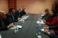 Украина призвала Македонию ввести санкции против России