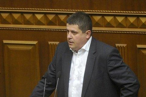 Бурбак наполягає на створенні ТСК щодо діяльності Медведчука