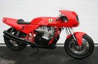 Ferrari продает свой единственный мотоцикл