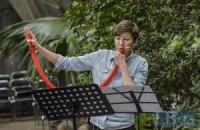 У київському ботанічному саду пройшов концерт новітньої класичної музики
