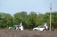 Наблюдатели ОБСЕ зафиксировали тяжелое вооружение боевиков в Перевальске и Бугаевке