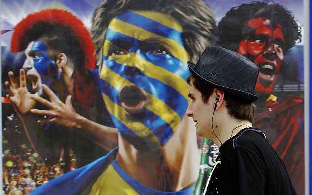 8 червня в Україні та Польщі стартує чемпіонат Європи з футболу Євро-2012
