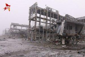 Огонь в районе Донецкого аэропорта не прекращается, - ОБСЕ