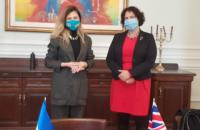 У МЗС заявили про підтримку Великобританією створення Кримської платформи