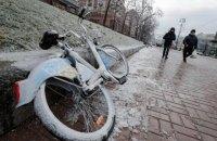 В этом году январь в Киеве завершается температурными рекордами