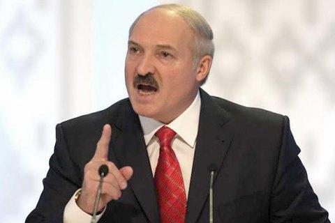 Лукашенко объявил о досрочных парламентских выборах