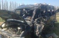 Маршрутка столкнулась с электричкой в Крыму, 7 погибших