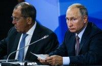 Рейтинг Путина впервые за пять лет упал ниже 50%, - опрос
