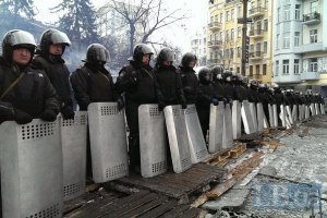 Урядовий квартал у Києві посилено охороняють