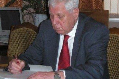 У Арсения Яценюка умер отец