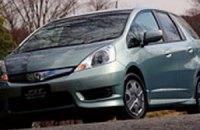 Honda представила в Японии новый Jazz
