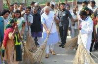 Правительство Индии пообещало за 5 лет очистить страну от мусора