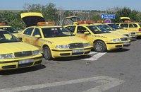 Молдавские службы такси оштрафуют за русский язык