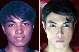 Филиппинец сделал 13 пластических операций, чтобы превратиться в Супермена