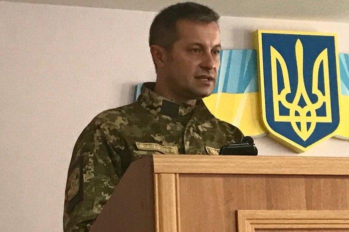 Луценко назначил нового военного обвинителя сил АТО