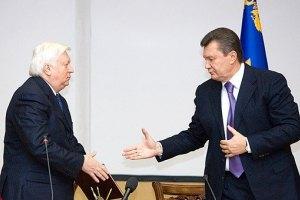 Янукович велел Пшонке разобраться с нарушениями в округах