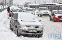 Февраль в Киеве был на 2,2°С холоднее климатической нормы