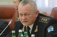 Тенюх: украинские военные остаются в Крыму