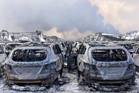 Кількість загиблих через вибухи в китайському Тяньцзині перевищила 100 осіб (оновлено)
