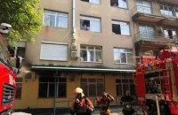 У Хусті через пожежу у лікарні евакуювали 200 людей
