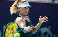 Костюк не змогла помститися за Світоліну, програвши росіянці півфінал турніру WTA в Абу-Дабі