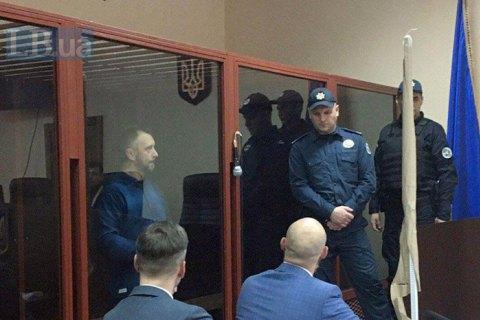 Суд отложил заседание по изменению меры пресечения Антоненко