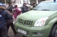 """Полонених """"кіборгів"""" у Донецьку возили в машині менеджера Ахметова"""