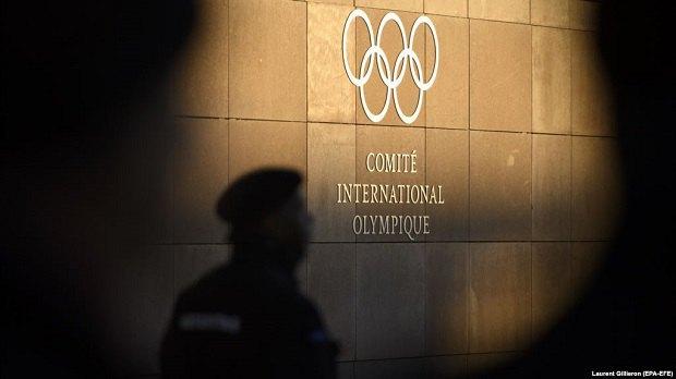Международный олимпийский комитет, Лозанна, 5 декабря 2017 года. Иллюстрационное фото