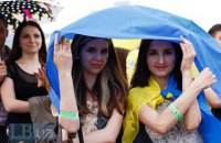 Во вторник в Киеве сохранится дождливая погода, днем до +23 градусов