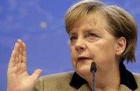 У Меркель назвали условия визита в Украину