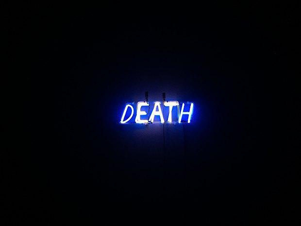 Брюс Науман. Eat Death