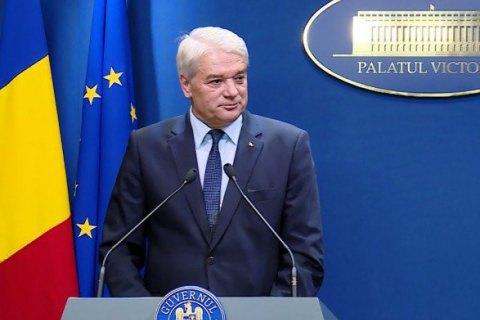 Міністр МВС Румунії подав у відставку на шостий день роботи