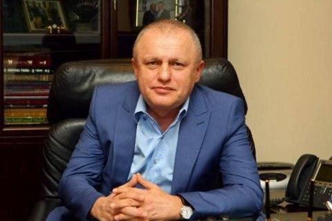 """Суркіс прокоментував запрошення Луческу в """"Динамо"""""""