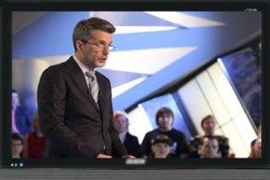 ТВ: социнициативы Януковича - предвыборная щедрость или курс на социальную справедливость?