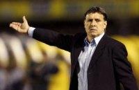 """Испанские СМИ: """"Барса"""" Мартино играет в футбол десятилетней давности"""