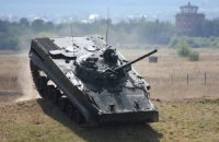 РФ перекинула в Україну чергову партію військової техніки
