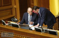 Порошенко рассматривает на должность генпрокурора только кандидатуру Луценко, - Парубий
