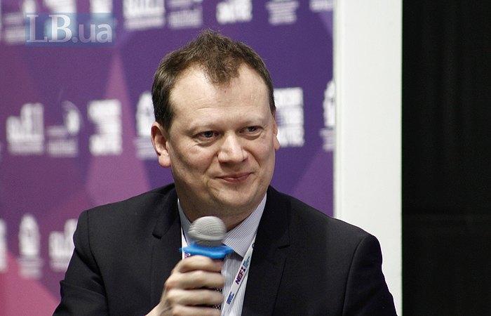 Дмитрий Остроушко, Директор международных программ Института Горшенина