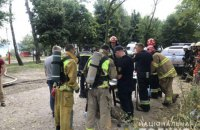 Полиция открыла уголовное производство из-за пожара на химпредприятии возле Львова
