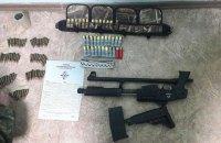 Активіст торгової блокади намагався перевезти зброю з Луганської області у Київ