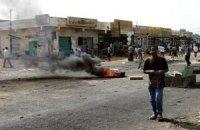 Власти Судана ввели войска в охваченную беспорядками столицу
