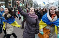 Львовские и тернопольские студенты намерены ехать в Киев